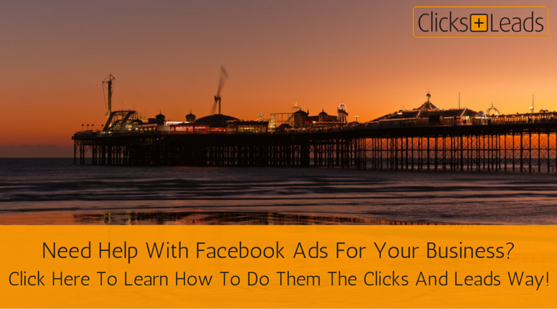 Need Help With Facebook Ads For Your Business